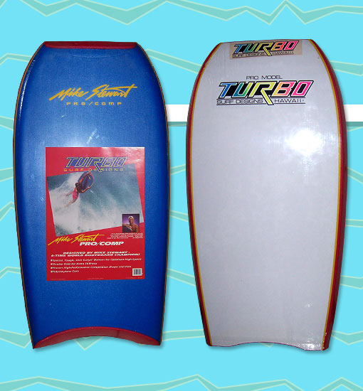 Turbo Surf Designs Mike Stewart Pro/Comp